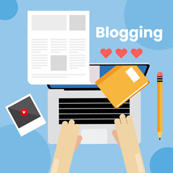 web design, blog
