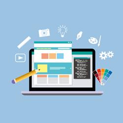 web design, sito dinamico
